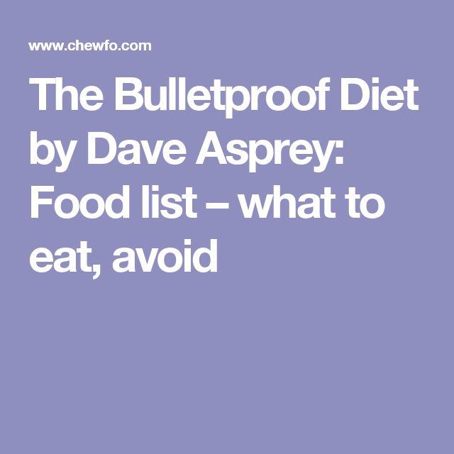 dave asprey bulletproof diet pdf