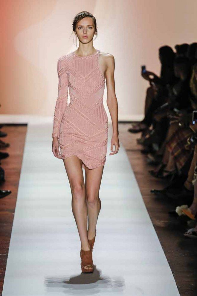 Colección Hervé Leger Primavera-verano 2016 #NYFW #fashion #style