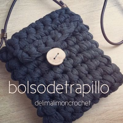 159 best Trapillo patrones y tutoriales images on Pinterest ...