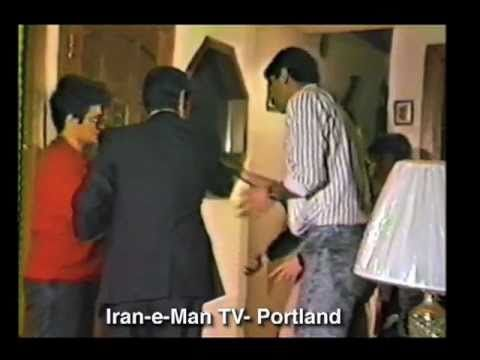This is a segment of Iran-e-Man TV show aired in Fen 1990. This is based on Iraj Mirza's poem .