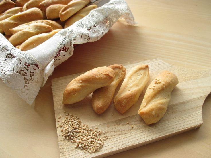Conoscete i bibanesi? Si tratta di un prodotto tipico del Veneto (Tv),un po' pane e un po' grissini, insomma dei deliziosi e gusto