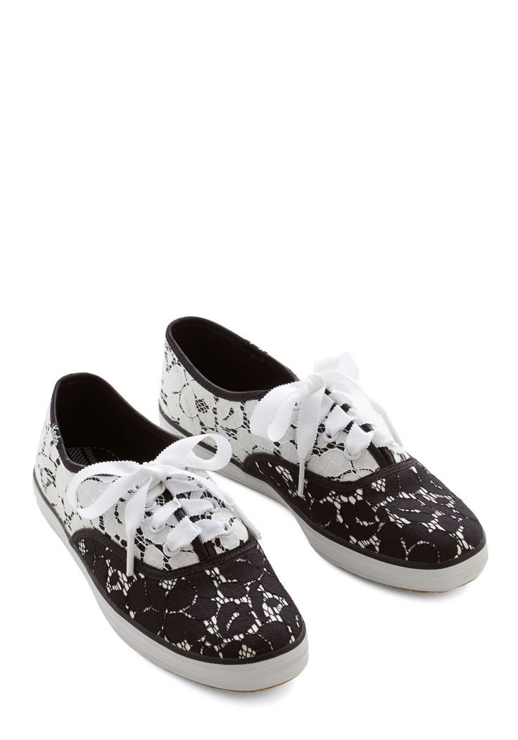 Keds double up gingham lace dresses