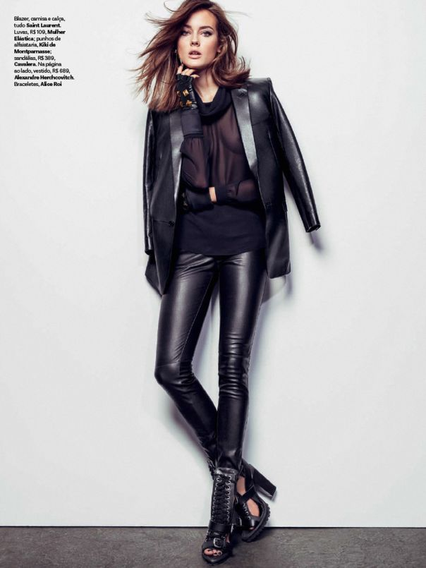 Jac Jagaciak for Vogue Brazil May 2014