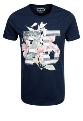 NEW EMMA - T-shirts print - blå