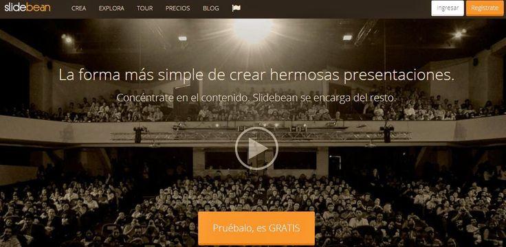 AYUDA PARA MAESTROS: Slidebean - Crea hermosas presentaciones