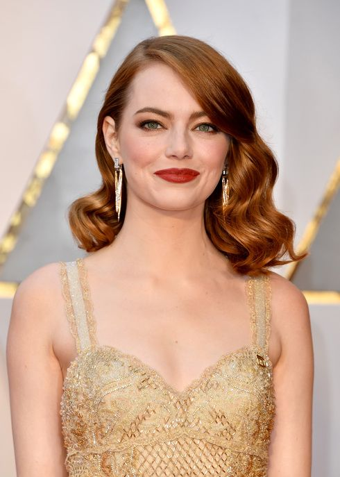 Le style hollywoodien d'Emma Stone