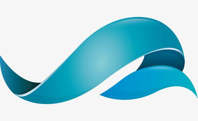 Creative Folding Design Png In 2019 Ribbon Png Ribbon