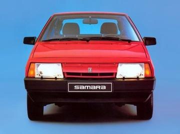 """ВАЗ 2108 """"Спутник"""" '1984–94"""