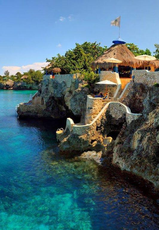 Caves Negril, Jamaica: