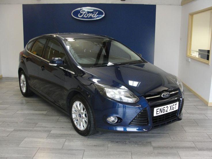 *MAKE /MODEL /YEAR /COLOR*. Ford Focus 2.0 TDCi Titanium 5dr Hatchback Diesel Blue