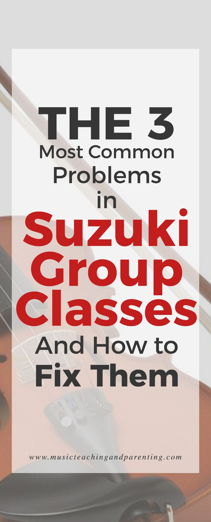 GREAT READ and very relatable to all SUZUKI teachers. I always love reading the posts on this blog-lots of Suzuki violin group class ideas and Suzuki violin practice games and tips,