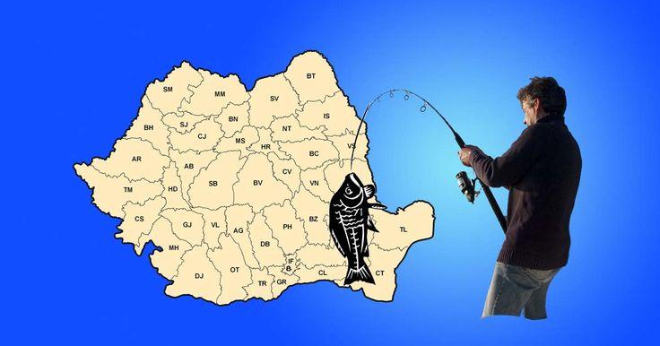 Dacă mergi la pescuit în Brăila uite lista cu Bălți pescuit Brăila
