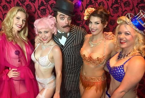 The best burlesque in New Orleans