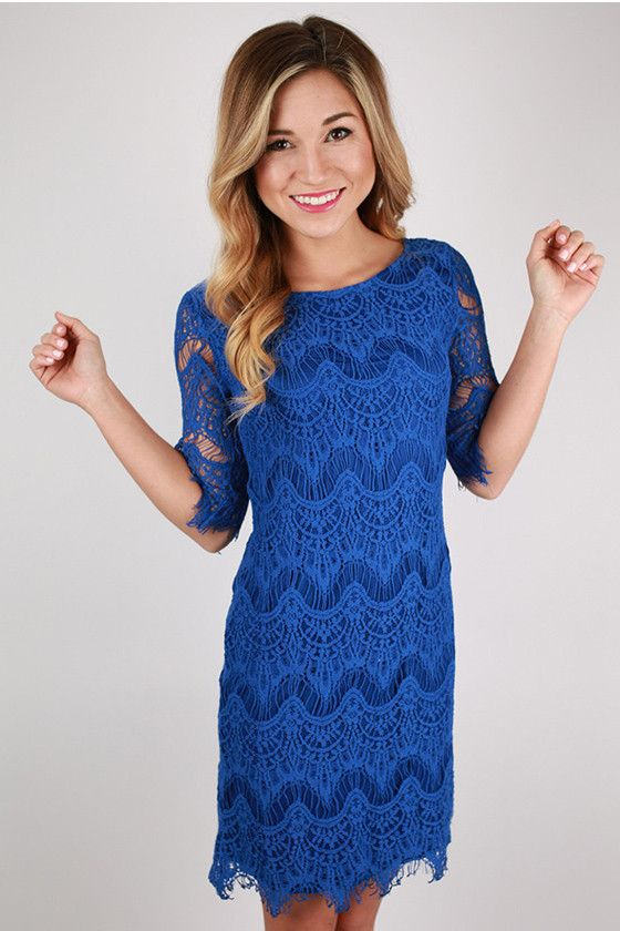 Dream of blue dress boutique