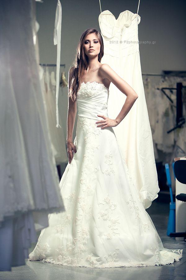 explore swarovski wedding dress