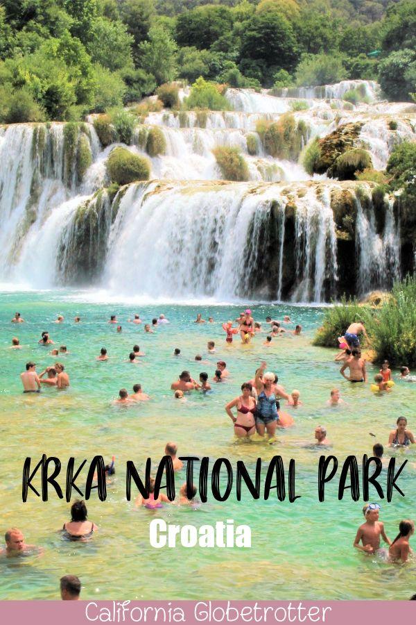 The Glory of Krka National Park, Croatia