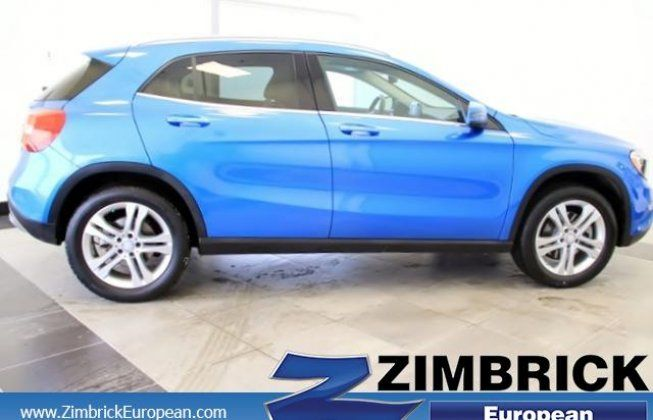 Cars for Sale: Certified 2016 Mercedes-Benz GLA 250 4MATIC for sale in Madison, WI 53713: Sport Utility Details - 475955998 - Autotrader