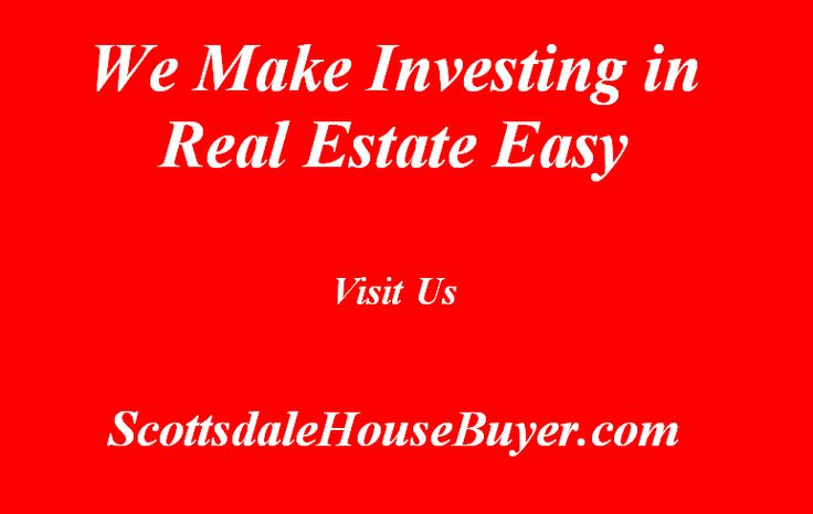 Want to invest in real estate? bit.ly/1ZjUMen