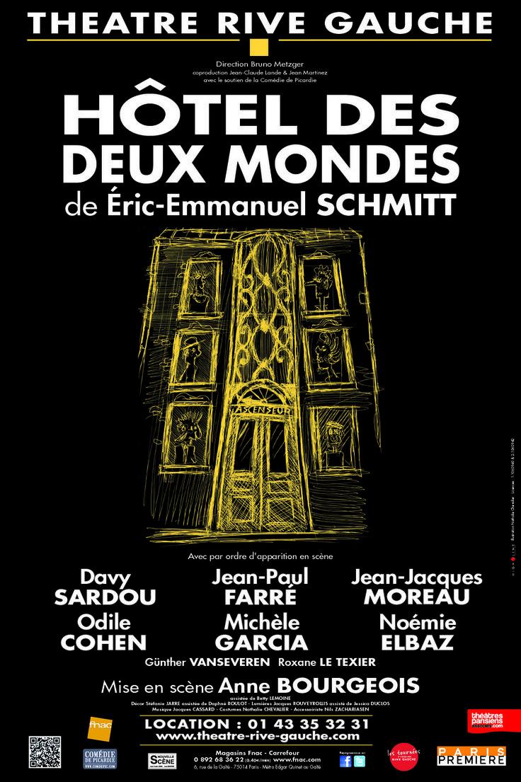 Théâtre Rives Gauches  Vu et approuvé par Stéphane Plaza Immobilier Levallois - Marc Imperiali -