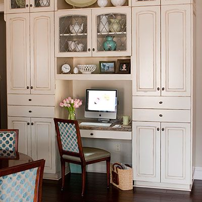 Best 25 Kitchen office nook ideas on Pinterest Kitchen office