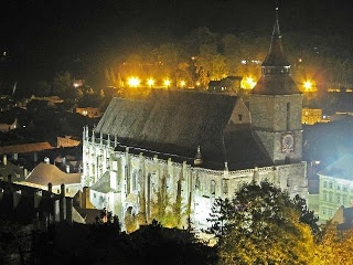 Black Church from Brasov/Kronstadt is one of the biggest in South East Europe