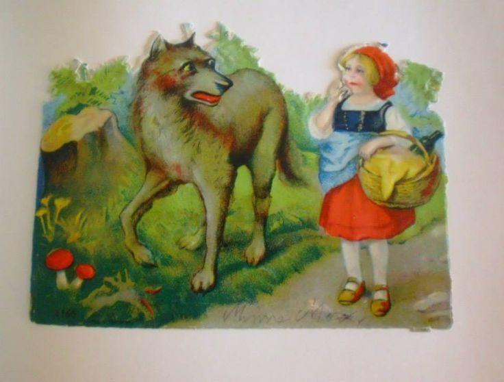 Rödluvan och vargen