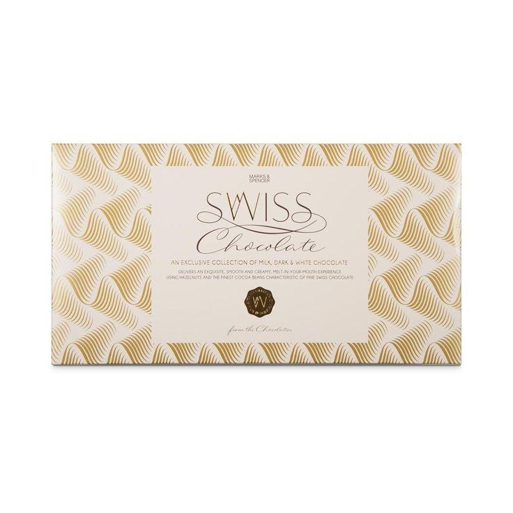 M&S Swiss Chocolate 290g