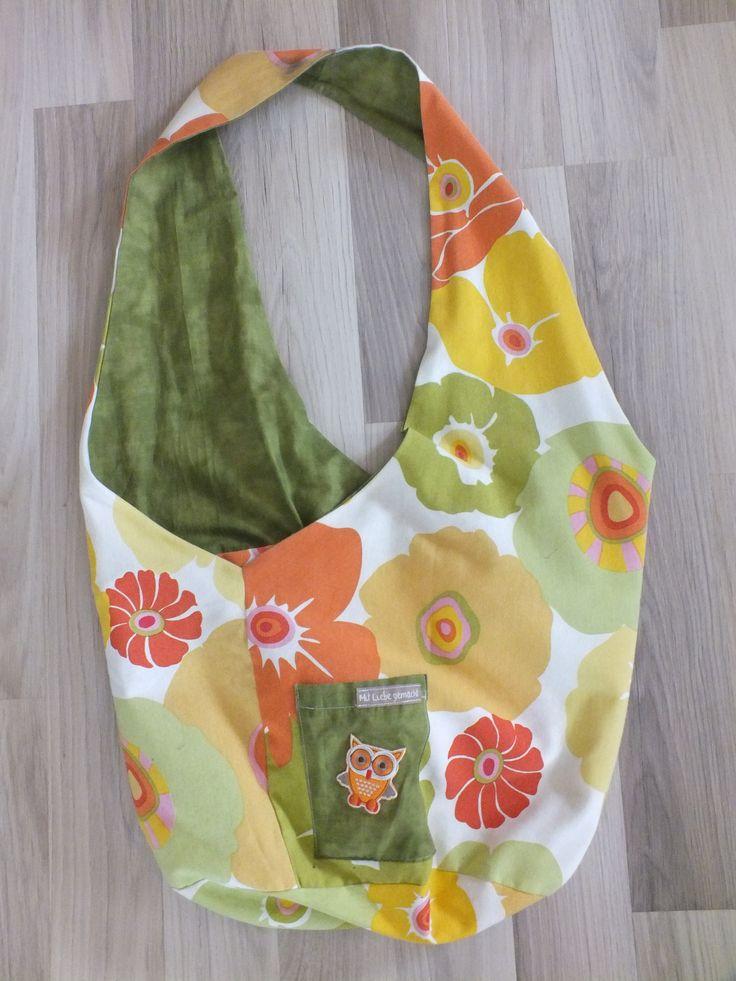 Meine Hippie Tasche