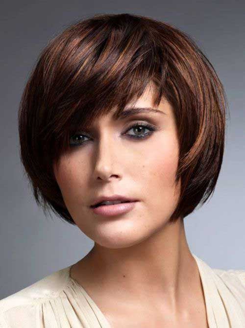 Stupendous 1000 Ideas About Short Bob Haircuts On Pinterest Short Bobs Short Hairstyles For Black Women Fulllsitofus