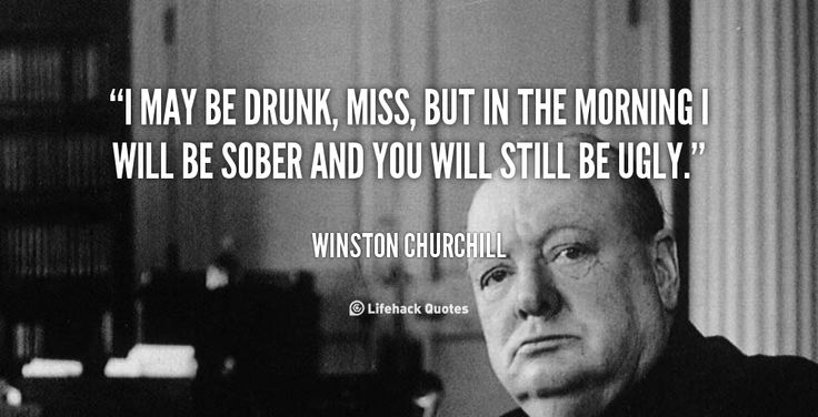 Winston Churchill was born a boss. - Bodybuilding.com Forums