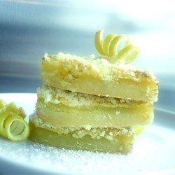 Lemon Square Bars - Allrecipes.com