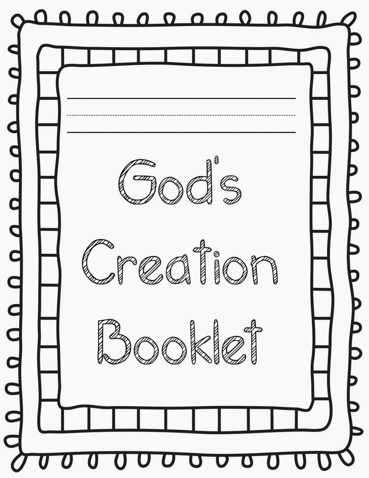God 39 s creation printables sunday school pinterest for Free printable creation coloring pages