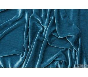 Velours de soie  au touché doux , fluide à reflets brillant doux d'une très belle qualité Idéal pour Couture, confection de vêtements , jupes, manteaux ,vestes déguisements et décoration.