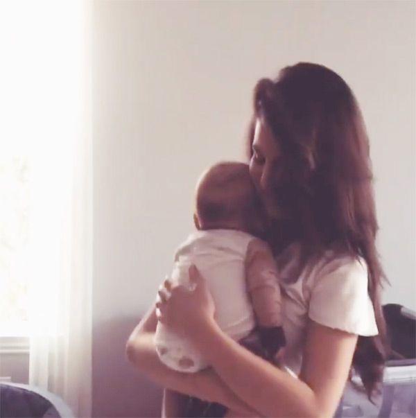Briana Jungwirth Adorably Dances With Baby Freddie In Precious Video —Watch