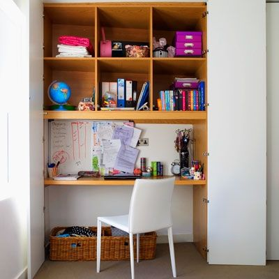 27 homework areas and study stations office storage ideashome