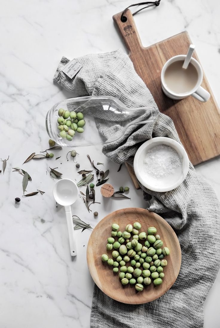 Only Deco Love: How to cure your own olives