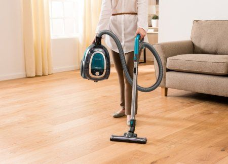 Hardwood Floor Vacuum: Newest Cordless Canister Vacuum Saves Hardwood Floors    Http://