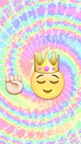 Emoji wallpaper✊