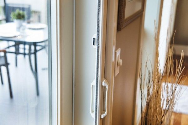 Best 25 invisible screen door ideas on pinterest for Hidden sliding screen door