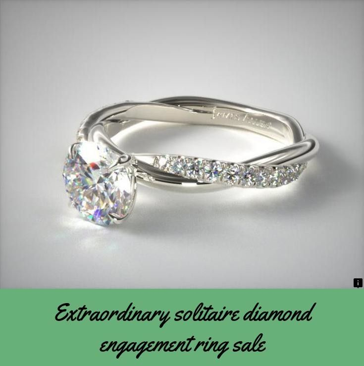 Click The Link For More Information Solitaire Diamond Engagement Ring Sale Click T Engagement Rings Sale Diamond Solitaire Engagement Ring Diamond Solitaire