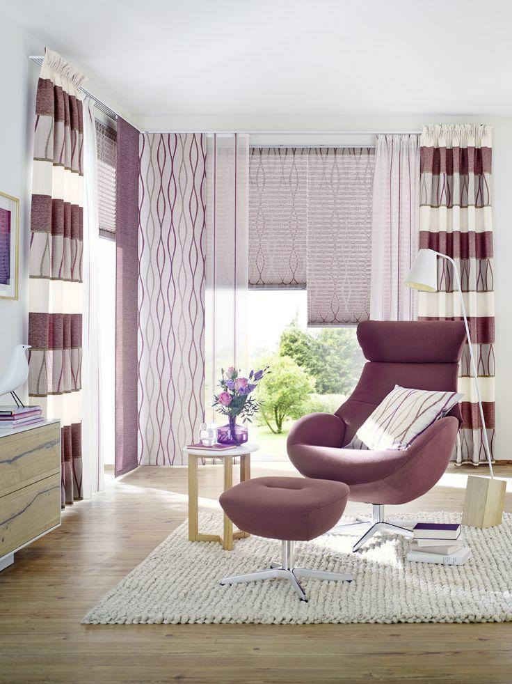 Die besten 25+ Plissee rollo Ideen auf Pinterest Plissee rollos - moderne raffrollos wohnzimmer