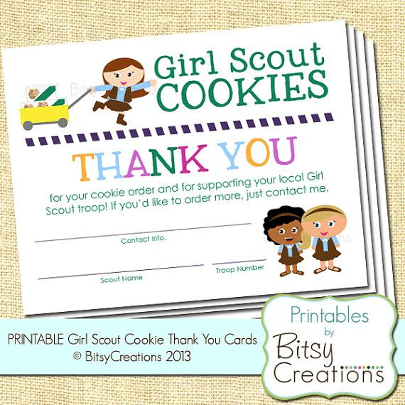 221 Best Girl Scout Cookie Ideas Images On Pinterest Brownie
