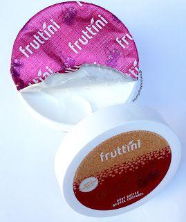 Κρέμα σώματος Fruttini με άρωμα κεράσι
