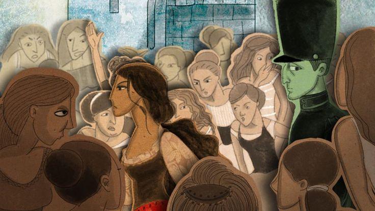 """<p>Entre l'enfance et l'opéra, rares sont les passerelles. Cette série d'animation prend le parti de raconter de belles histoires à travers quatre oeuvres majeures du répertoire. Aujourd'hui, la """"Carmen"""" de Georges Bizet est à l'honneur.</p>"""