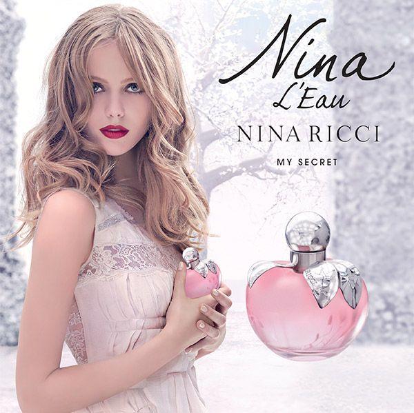 NINA BY NINA RICCI - MY SECRET: Laissez-vous inspirer par l'univers de Nina, sa magie, ses secrets.