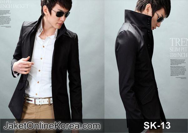 Blazer Jaket Korea SK-13