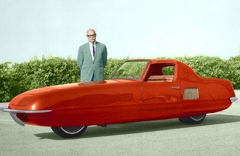 Gyro-X 1275cc - 1967