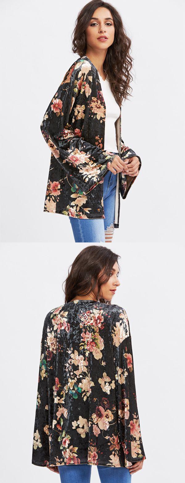The 25  best Kimono cardigan outfit ideas on Pinterest | Kimono ...