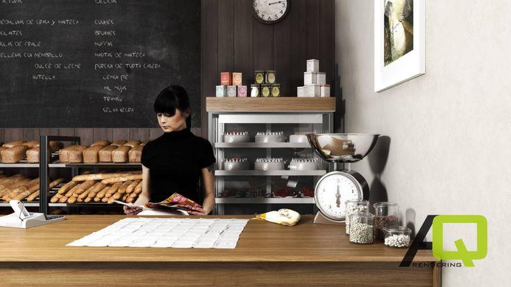 Encontrá las mejores ideas e inspiración para el hogar. Panadería en San Martín de los Andes por AQ Rendering | homify