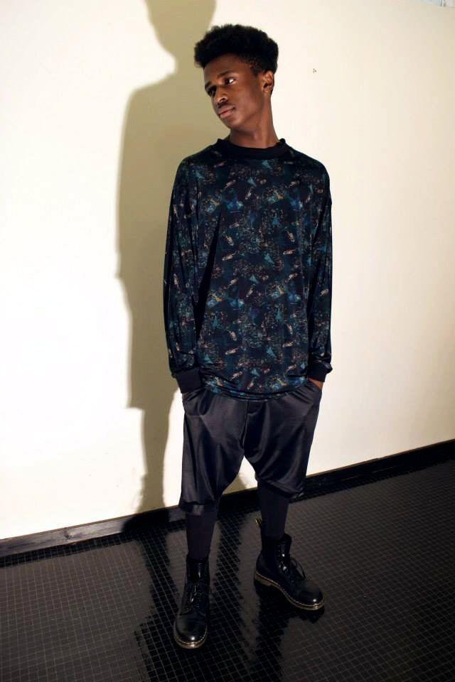 Menswear collection s/s 2014  Designer: Karisha